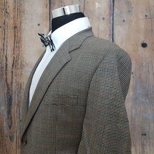 Lauren Ralph Lauren Sport Coat Mens 44S Wool Tan